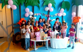 Birthday party for kids inKuala Lumpur, Subang Jaya, Selangor, Klang Valley