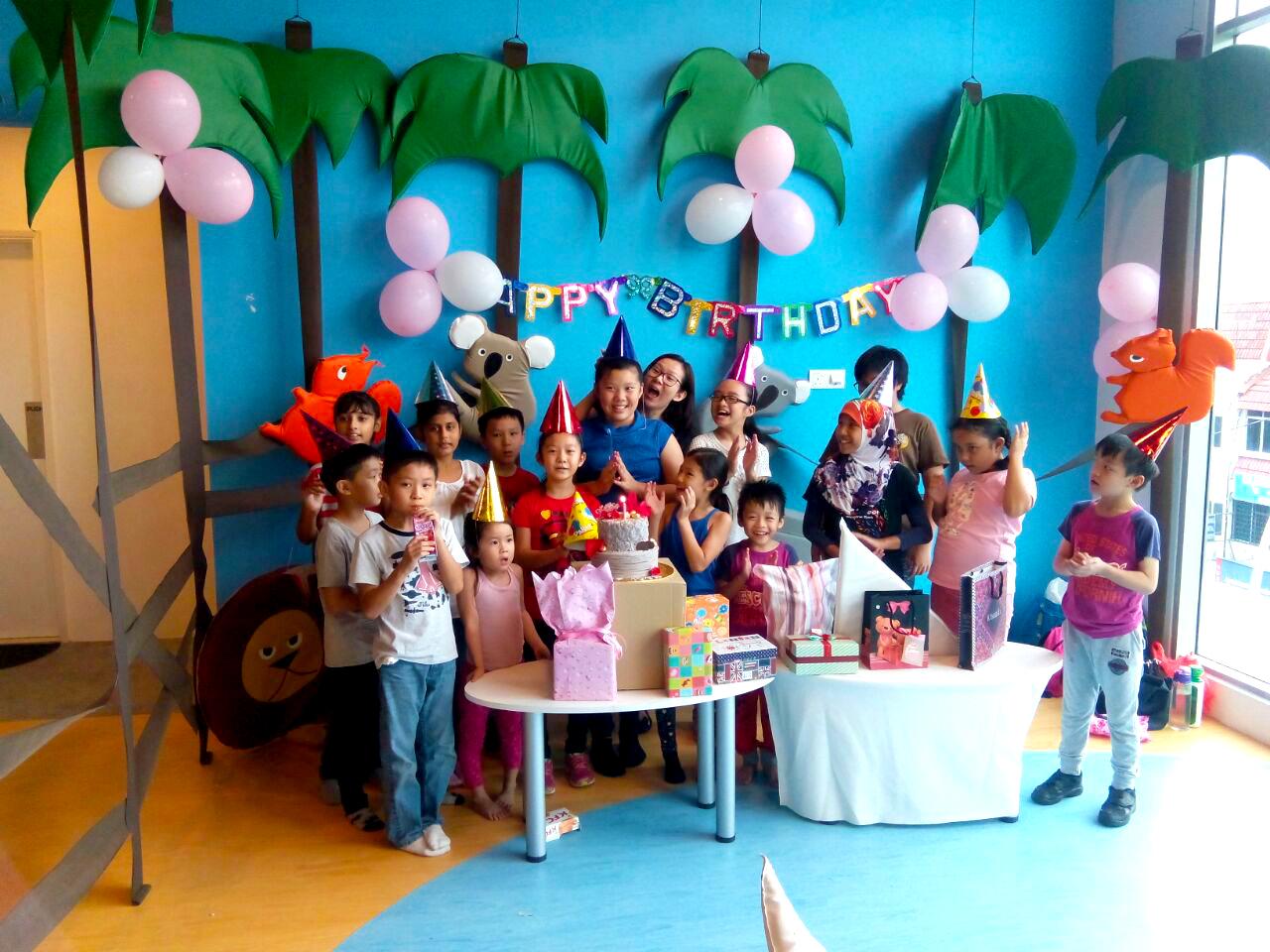 Birthday party for kids inKuala Lumpur, Subang Jaya, Selangor, Klang Valley