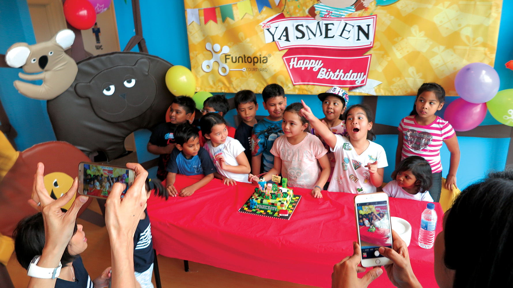 Birthday Party for kids in Kuala Lumpur Subang Jaya