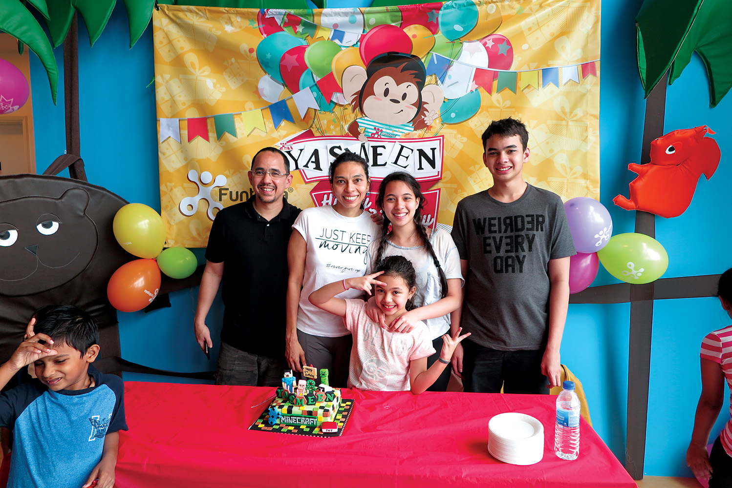 birthday party for kids klang valley