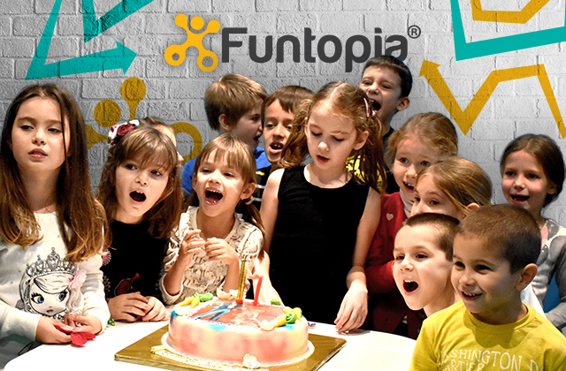 Funtopia Family Entertainment Naperville Indoor Sports Kids