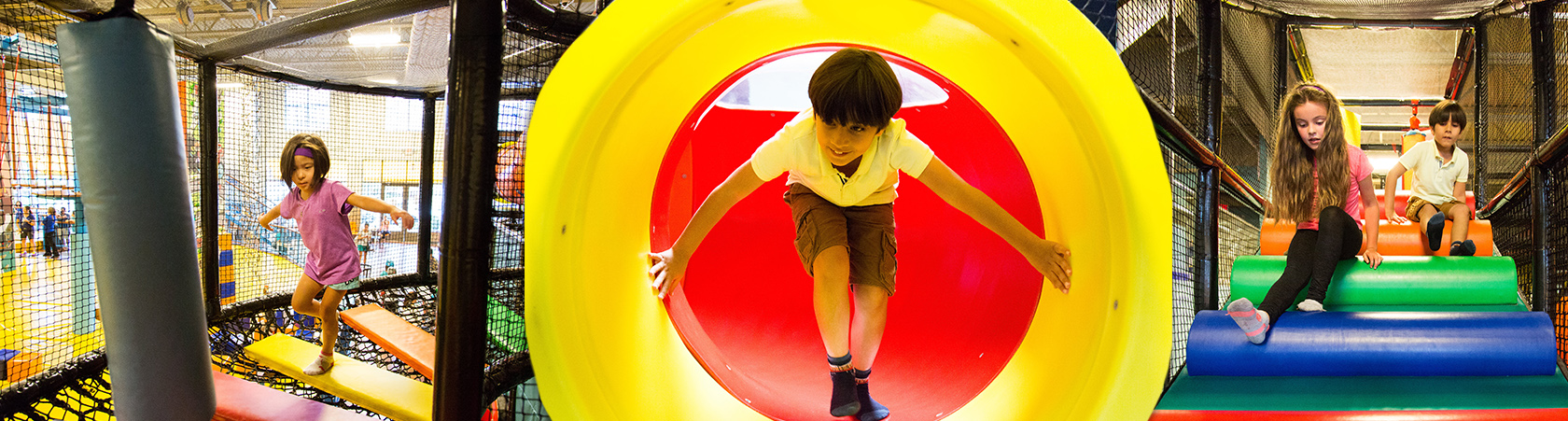 Funtopia Family Entertainment Glenview, Indoor Sports Kids