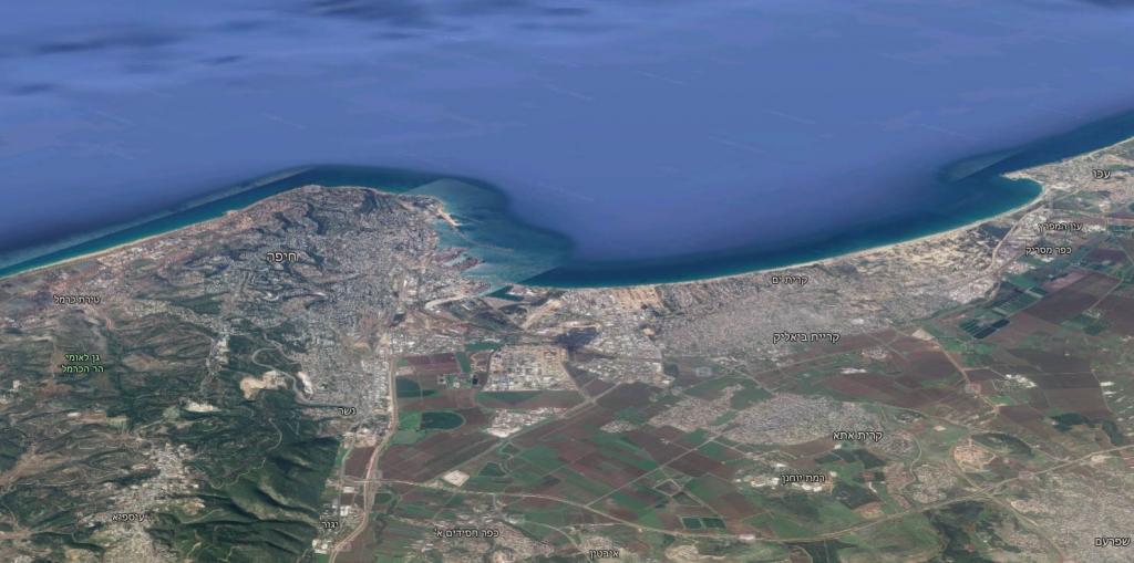 חיפה קריות